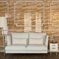 Декоративные стеновые панели ПВХ под натуральный камень 01