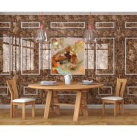 Декоративные стеновые панели ПВХ оникс 013