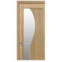 Двери Новый Стиль Маэстра Эскада со стеклом сатин