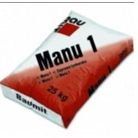BAUMIT Manu-1 цементно-известковая штукатурная смесь для предварительного выравнивания , 25 кг в Одессе