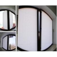 Премиум шторы плиссе (мансардная система DF Comfort LUX 10, 20, 30 и DF Comfort 10, 20, 30)